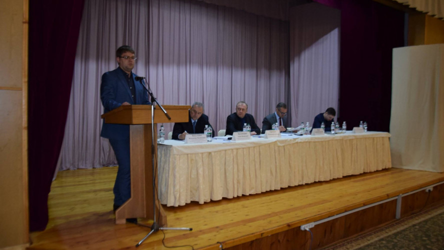 Розширена колегія Укравтодору