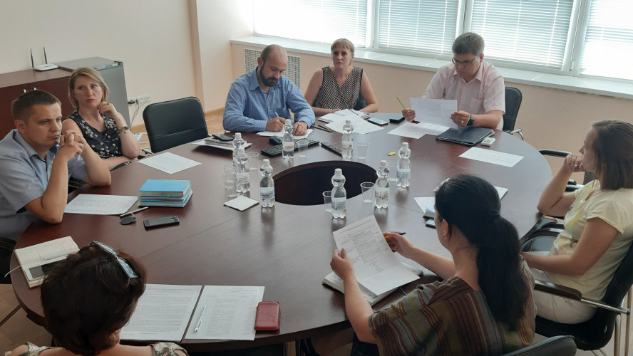 Засідання секції 4 Науково-технічної ради Інституту