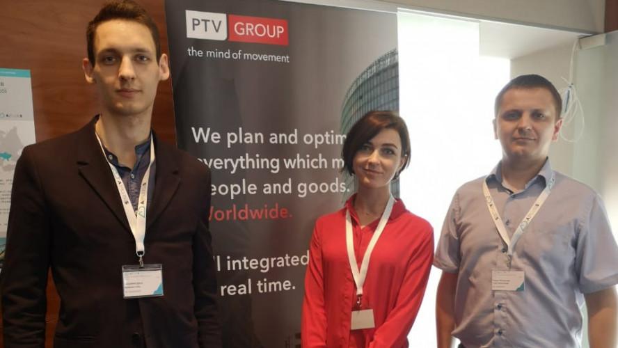 Міжнародна коференція користувачів PTV в Україні