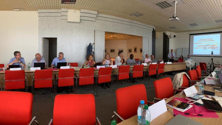 Засідання директорів FEHRL