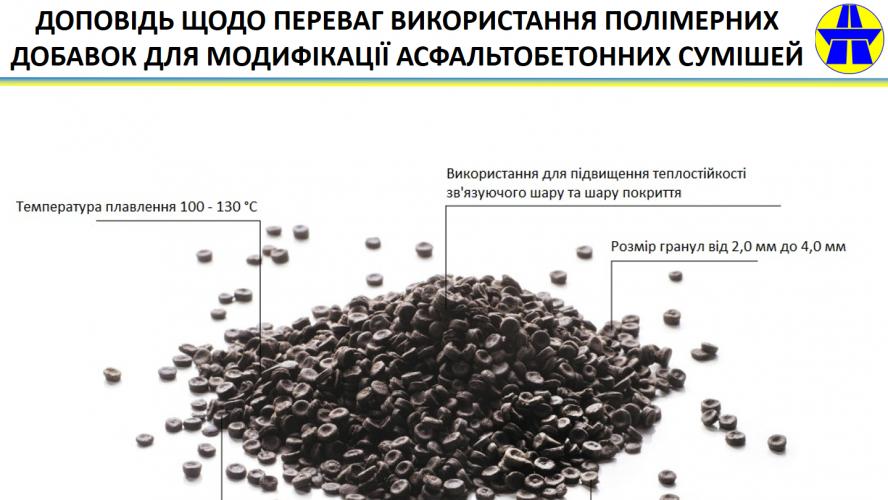 ДОПОВІДЬ щодо переваг полімерних добавок для модифікації АБС
