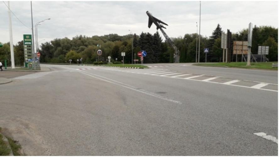 Обстеження автомобільних доріг у Рівненській області