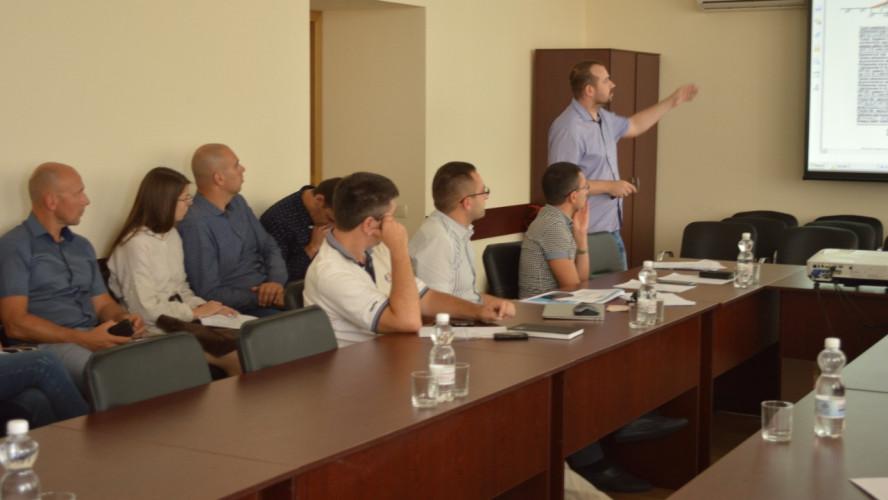 Засідання секції № 5 НТР